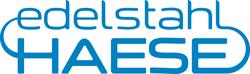 Stainless steel Edelstahl Haese Logo